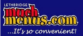 Lethbridge MuchMenus.com.   It's so convenient!  Check out all the Lethbridge Restaurants and their menus.